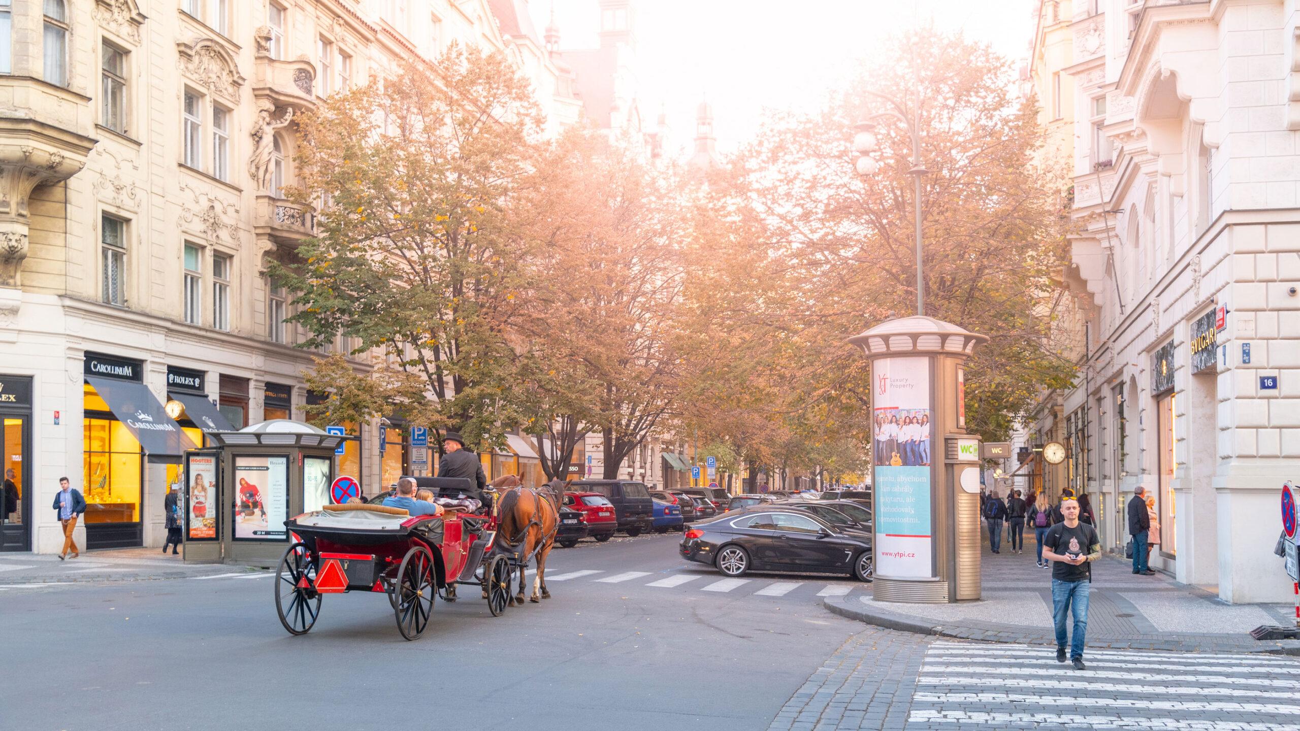 Parizska gate handlegate shopping Praha