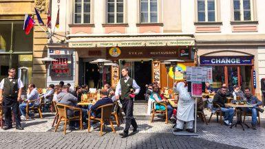 Reiseguide for Praha