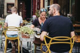 tips restaurant Praha Tsiekkia driks kafe