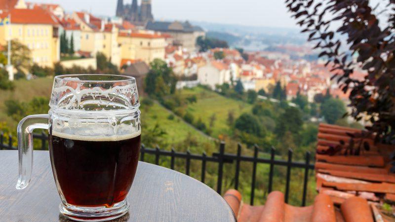 Beste øl i Praha