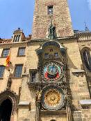 Den astronomiske klokke Praha tips ferie barn